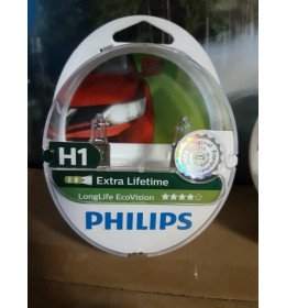 PHILIPS H1 ECO VISION long life sijalica