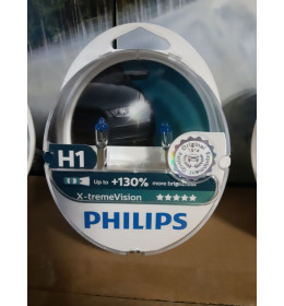 PHILIPS H1 X-TREME V. ision  +130%