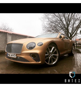 1. VITEZ Protected - Bentley Continental GT