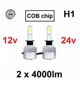 LED H1 SET COB-serija