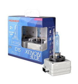 D1S XENON Powertec Xenon Blue DUO-BOX