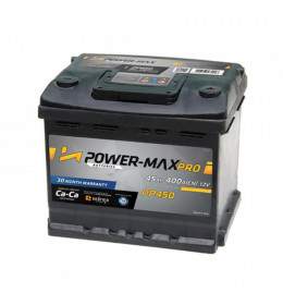 Auto Akumulator Power-Max Pro 12V 45Ah