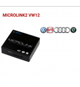 MICROLINK2 VW12 USB CD changer emulator